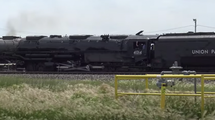 Revenue Run For Big Boy #4014 | Train Fanatics Videos