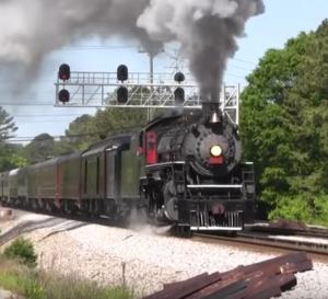 Southern Railway 4501 Mikado 2-8-2