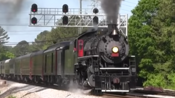 Southern Railway 4501 Mikado 2-8-2 | Train Fanatics Videos