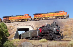The Historic Grand Canyon RR