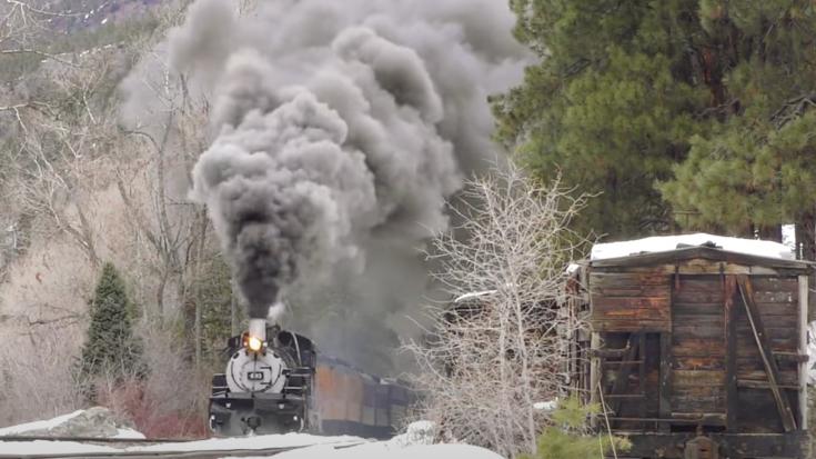 Durango & Silverton In The San Juan Mountains | Train Fanatics Videos