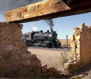 The Scenic Grand Canyon Railway