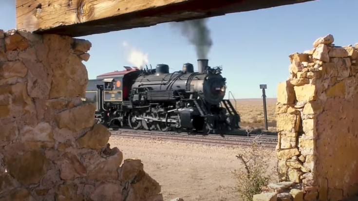 The Scenic Grand Canyon Railway | Train Fanatics Videos