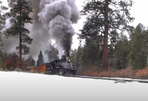 Durango & Silverton RR  K-37 #493
