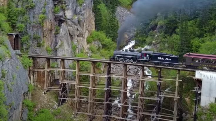Bucket List – White Pass & Yukon Railway | Train Fanatics Videos