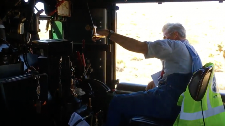 Big Boy #4014 Cab View | Train Fanatics Videos