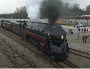 Norfolk & Western's Queen Of Steam J611