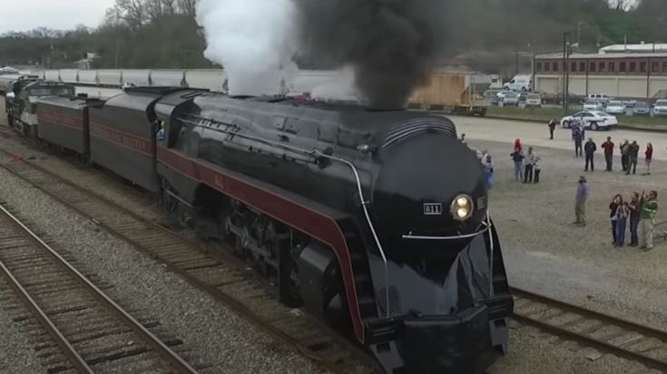 Norfolk & Western's Queen Of Steam J611 | Train Fanatics Videos