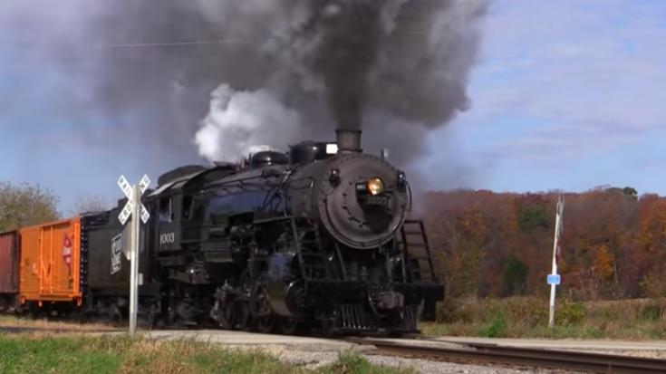 Soo Line 1003 Mikado 2-8-2 | Train Fanatics Videos