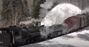 Cumbres & Toltec Scenic Railroad Rotary