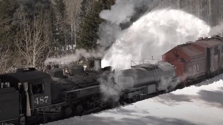 Cumbres & Toltec Scenic Railroad Rotary | Train Fanatics Videos