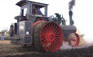 "110 HP Case Steam ""Torque Factory"""