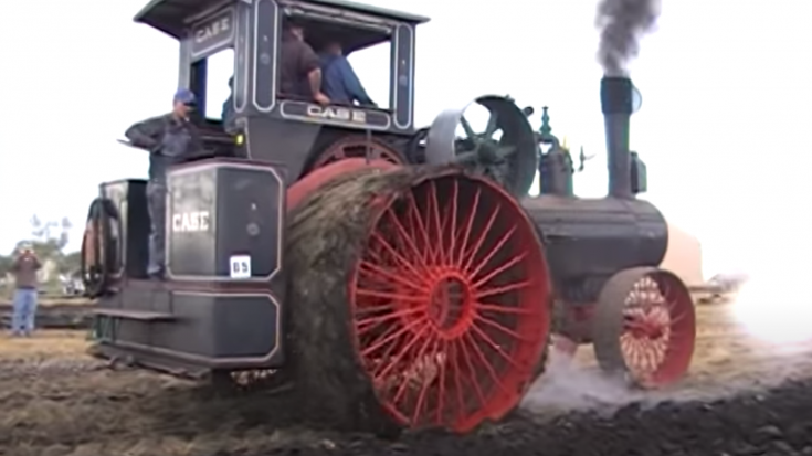 "110 HP Case Steam ""Torque Factory"" | Train Fanatics Videos"