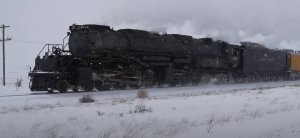 Pacing Big Boy #4014 Revenue Run In Winter