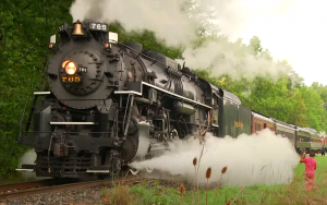 NKP #765 In The Cuyahoga Valley