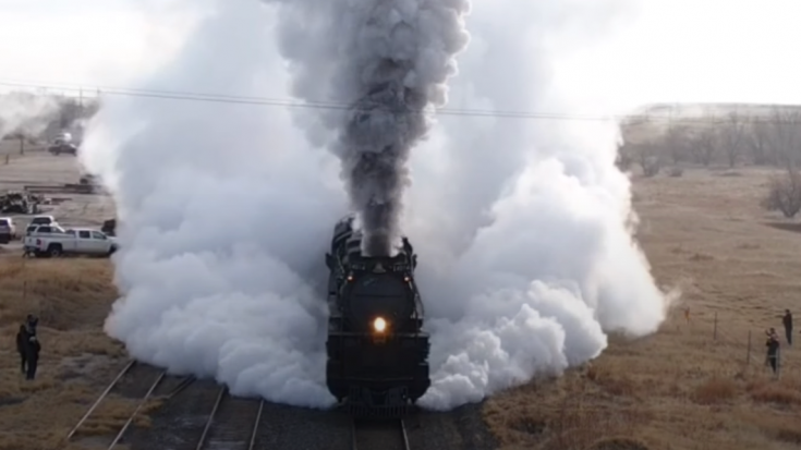 Big Boy #4014 Steam Show | Train Fanatics Videos