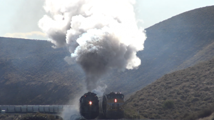 Big Boy 4014 Headed Your Way | Train Fanatics Videos