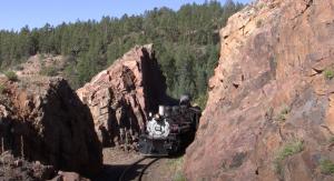 Durango & Silverton Animas River Route