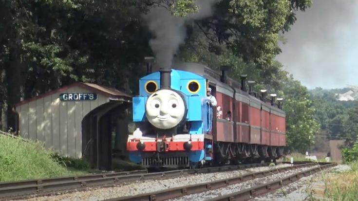 Strasburg Railroad Surprise Loco #1 | Train Fanatics Videos