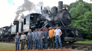 Cass Scenic Railroad Steam Show