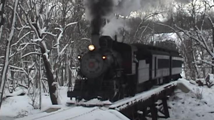 Wilmington & Western Railroad #98 | Train Fanatics Videos