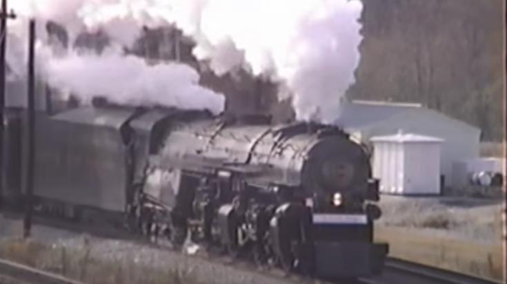 Norfolk & Western's #1218 Back In Time | Train Fanatics Videos