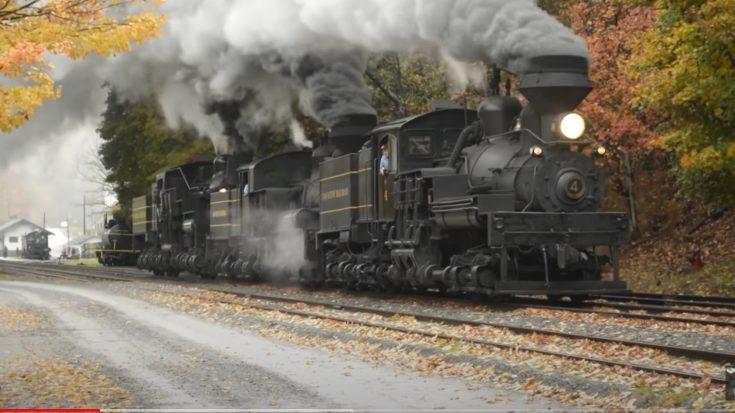 Cass Scenic Railroad Smoke And Whistles | Train Fanatics Videos