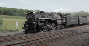 NKP 765 On The Horseshoe Curve