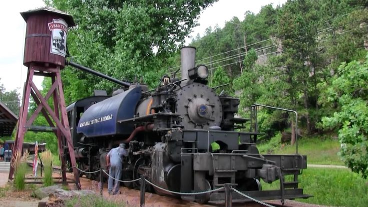 Black Hills Mallet #110 | Train Fanatics Videos