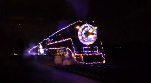 SP #4449 Christmas Train
