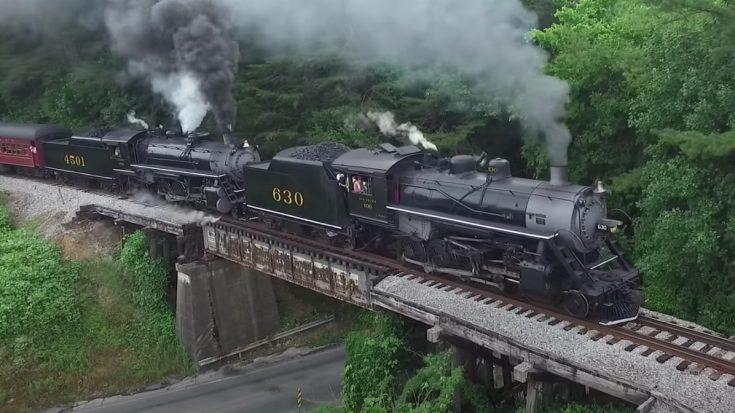 Southern Railways Rare Double Header