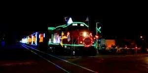 A Closer Look At The CP Holiday Train