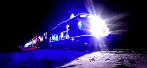The Beautiful CP Holiday Train