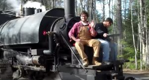 Lombard Logging Steam Locomotive