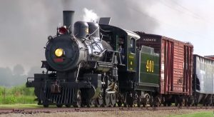 Southern Railway #401 Freight Excursion