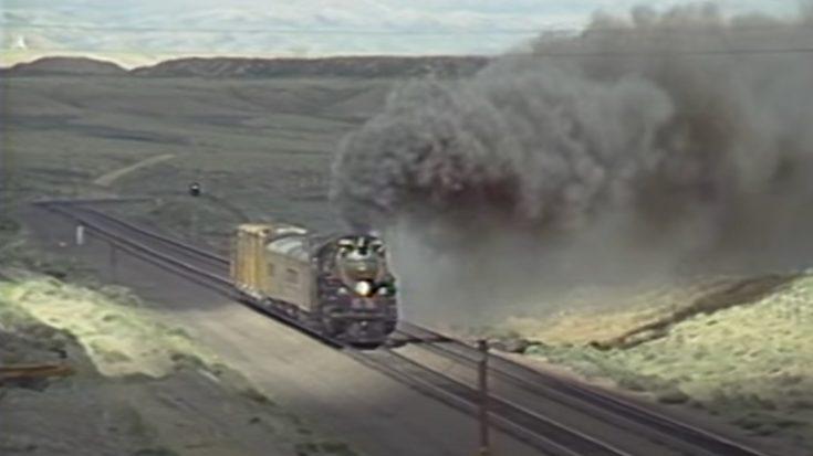 Vintage UP #3985 | Train Fanatics Videos
