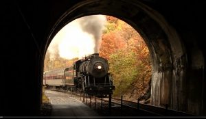 Western Maryland's #734 Fall Excursions