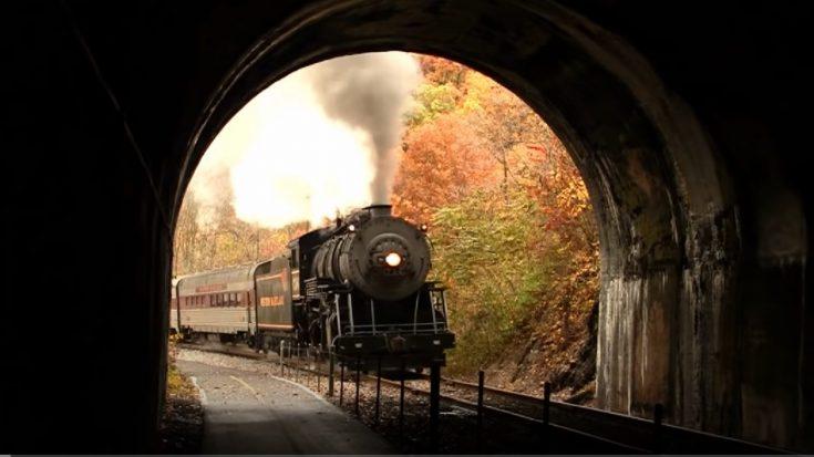 Western Maryland's #734 Fall Excursions | Train Fanatics Videos