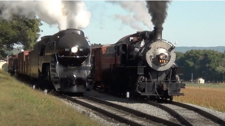 The Strasburg Steam Show | Train Fanatics Videos