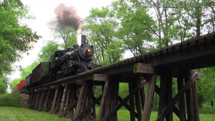 Southern Railway #401 Old Time Freight | Train Fanatics Videos