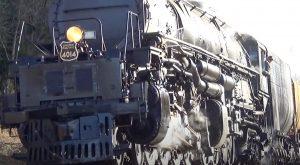 Big Boy #4014 Oklahoma Excursion