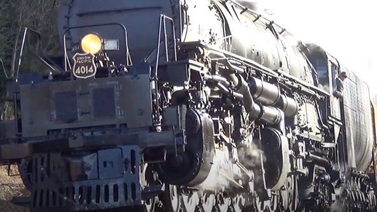 Big Boy #4014 Oklahoma Excursion | Train Fanatics Videos