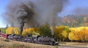 Cumbres & Toltec Fall Double Header