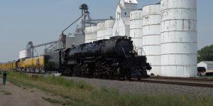 Big Boy #4014 Nebraska Bound
