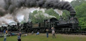Cass Scenic Railroad Sidewinders