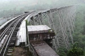 Monster Trestle Bridge In the Jungle