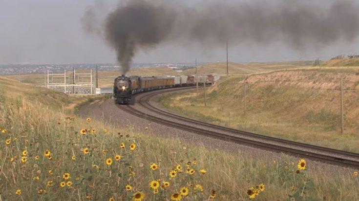 Big Boy #4014 Starts Southern Tour | Train Fanatics Videos